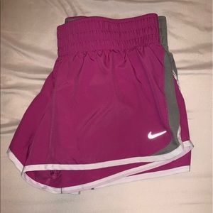 nike dri fit running shorts